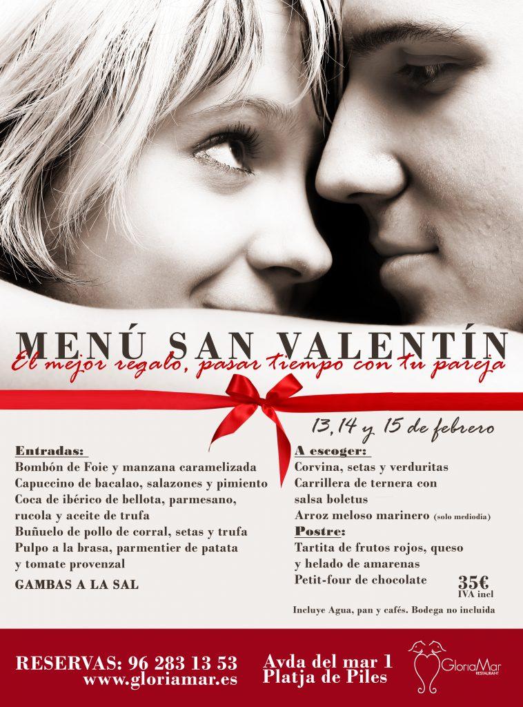 publiGloriamar San Valentín 2015
