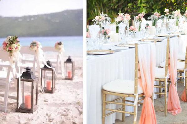 5 ideas para celebrar tu boda en primavera grupo gloriamar - Decoracion boda playa ...