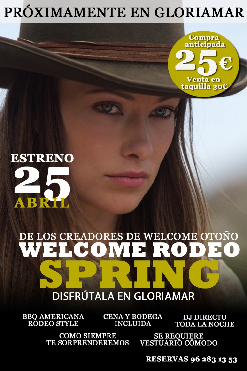 Fiesta Rodeo en Gloriamar