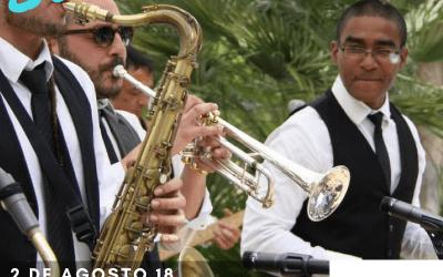 2 de agosto: Soulomonics en el Tardeo de Blanc i Blau