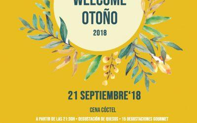 Welcome Otoño 18