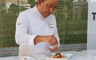 En el Mercat de Colón de Valencia se comerán cocas de dacsa con firma de Jose Colomar
